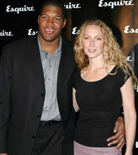 Michael Strahan Wife