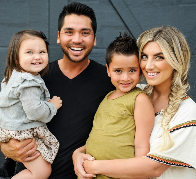 Jason Day family