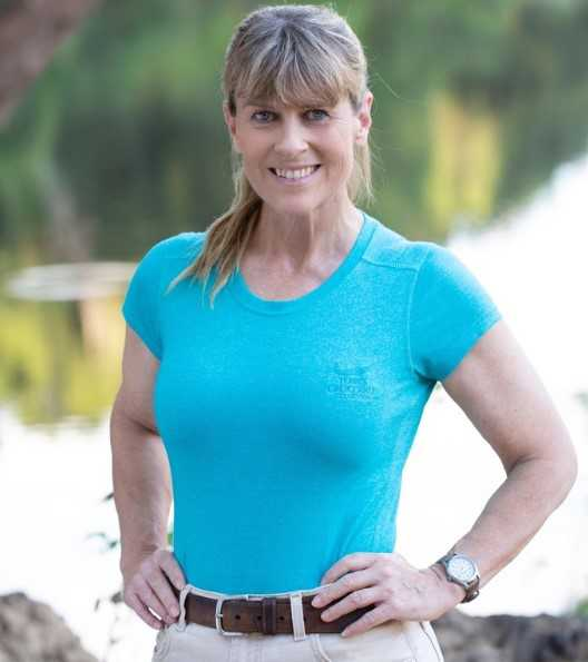 Terri Irwin