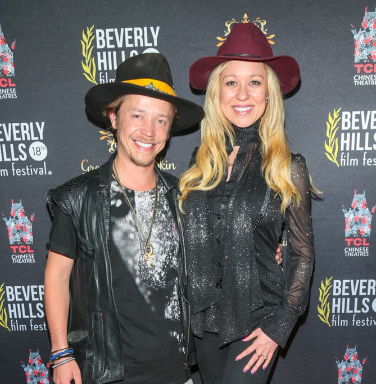 Brock Pierce wife