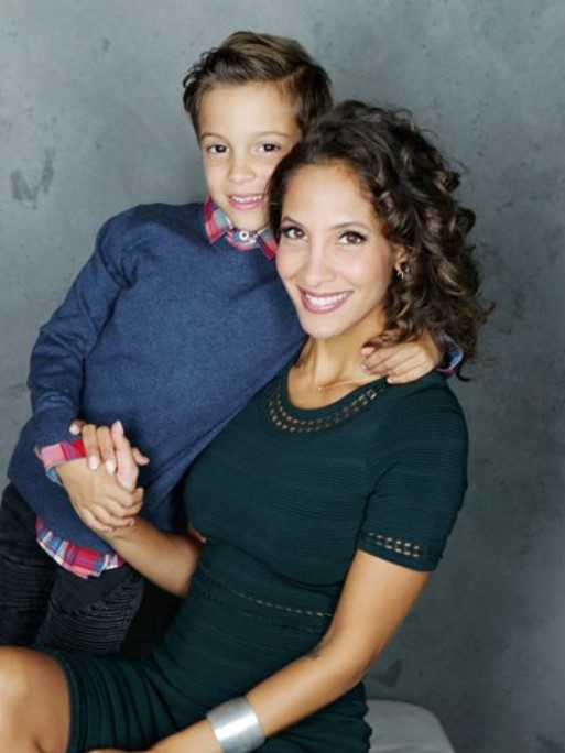 Christel Khalil children