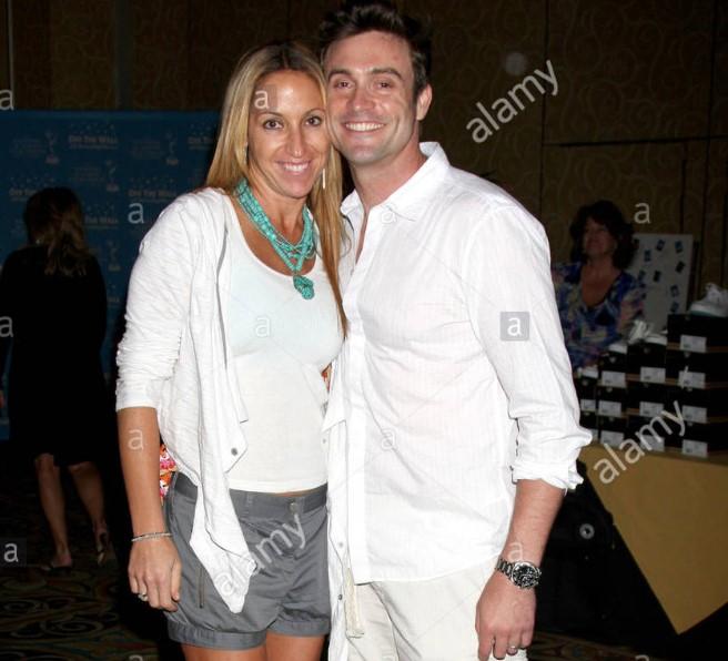 Daniel Goddard wife