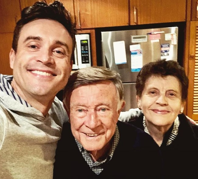 Daniel Goddard parents