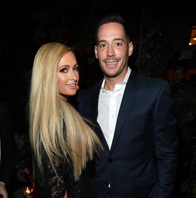 Paris Hilton carter reum