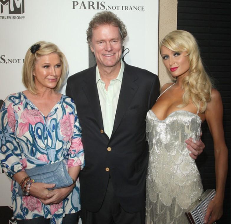 Paris Hilton parents