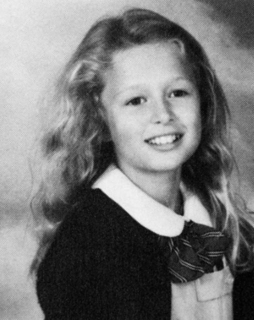 Paris Hilton young
