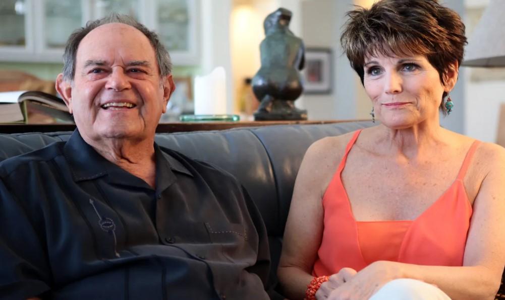 Simon Luckinbill parents