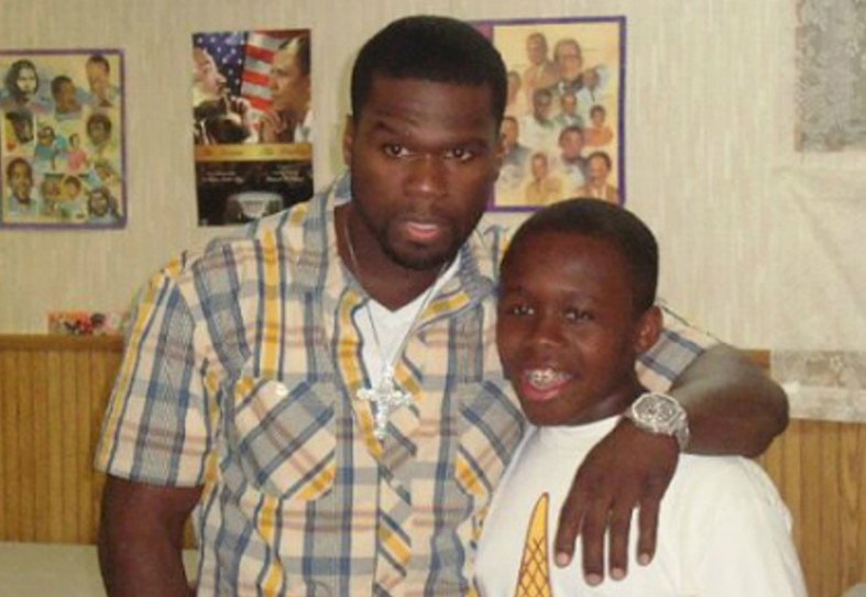 50 Cent Son