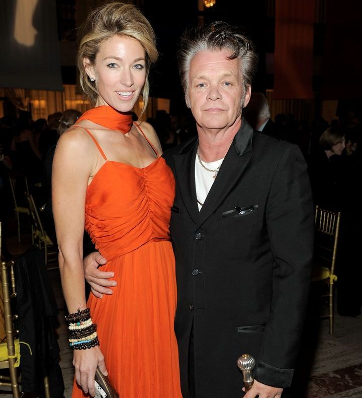 John Mellencamp Ex-wife