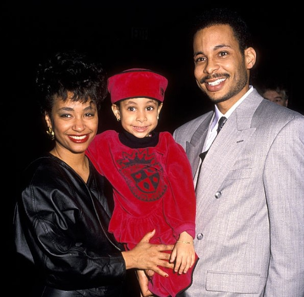 Raven-Symone parents