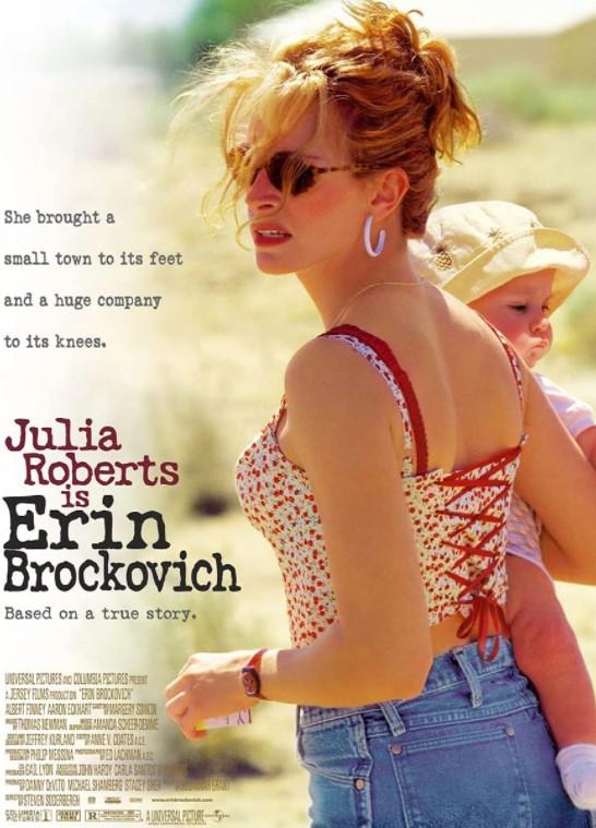 Erin Brockovich movie