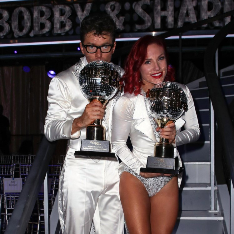 Sharna Burgess DWTS