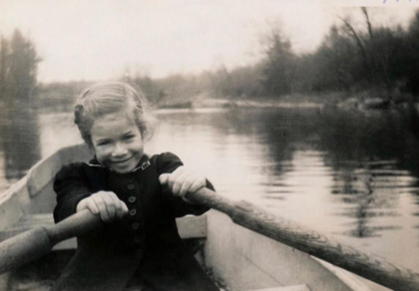 Carole King at 4