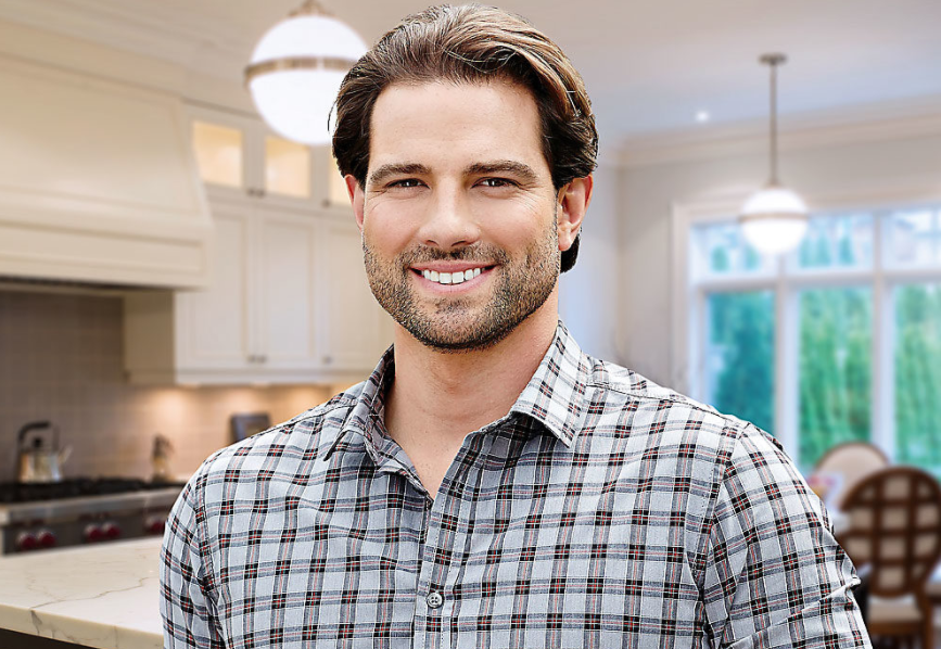 Scott McGillivray, a famous entrepreneur, investor, television host, author