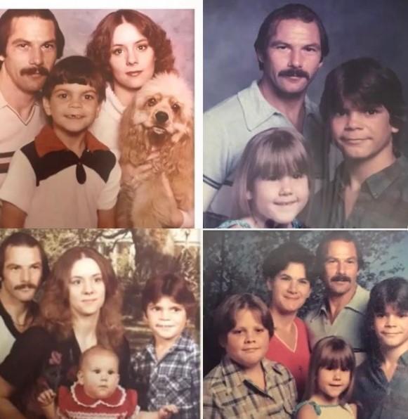Brandi Passante family