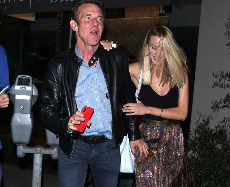 Dennis Quaid Affair