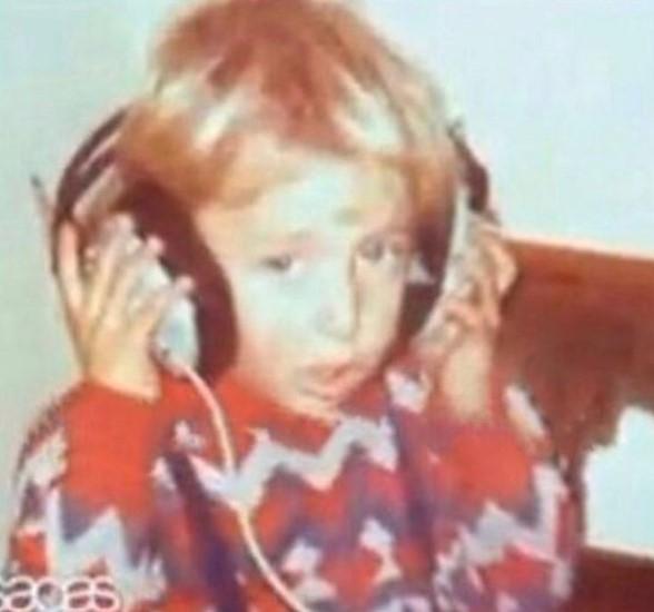 David Guetta young