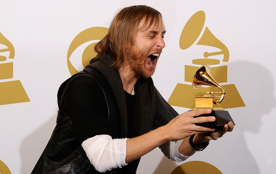 David Guetta awards