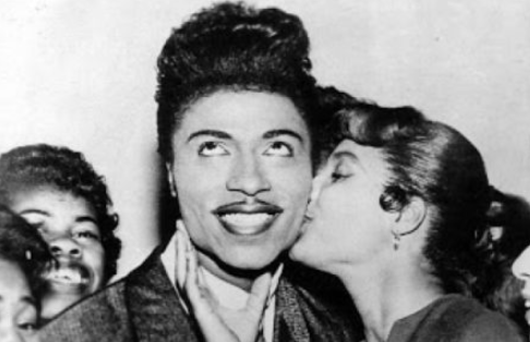 Little Richard's wife Ernestine Campbell