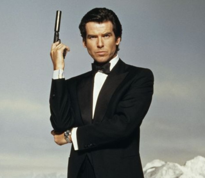 Pierce Brosnan Famous For
