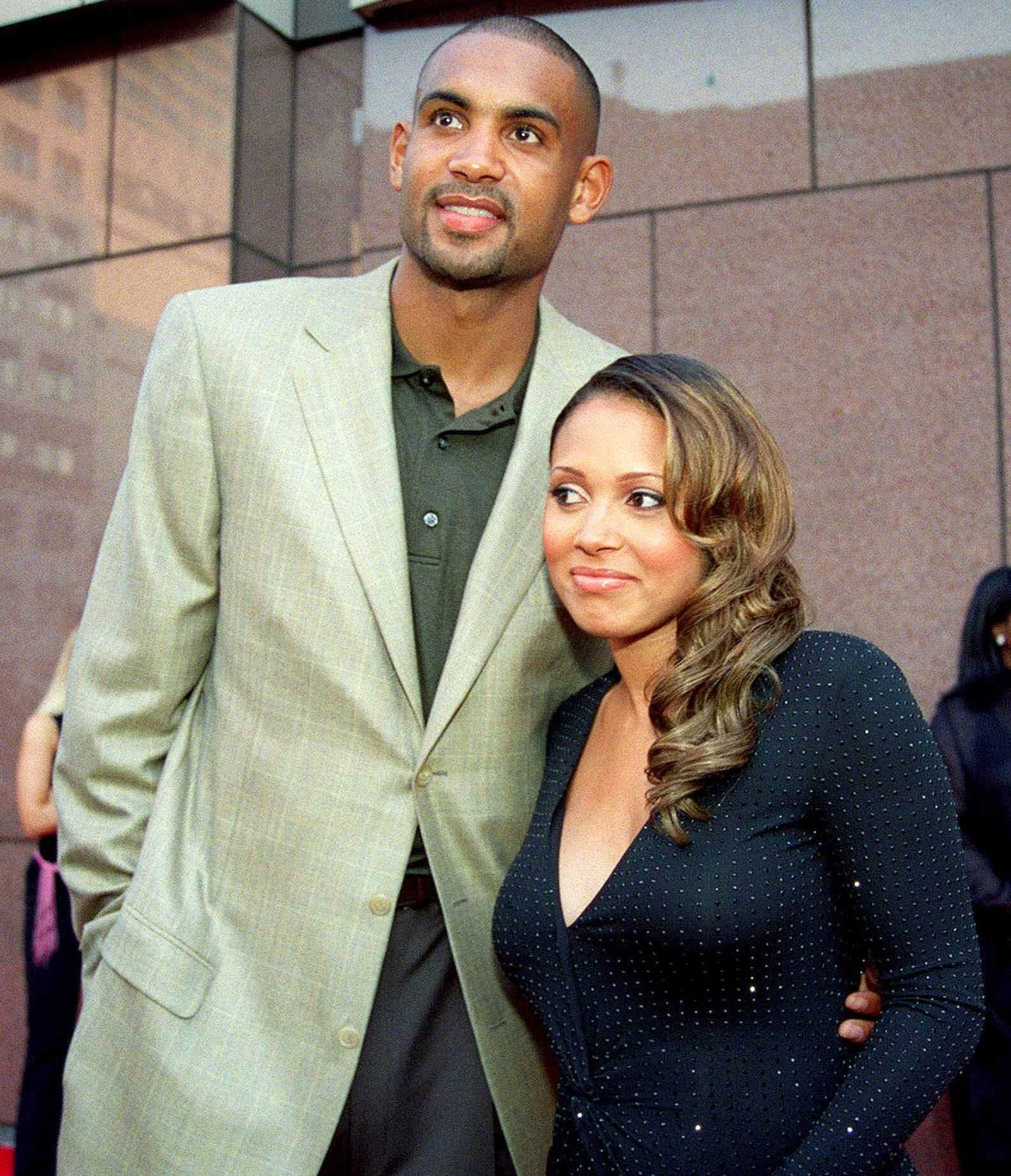 Grant Hill Wife