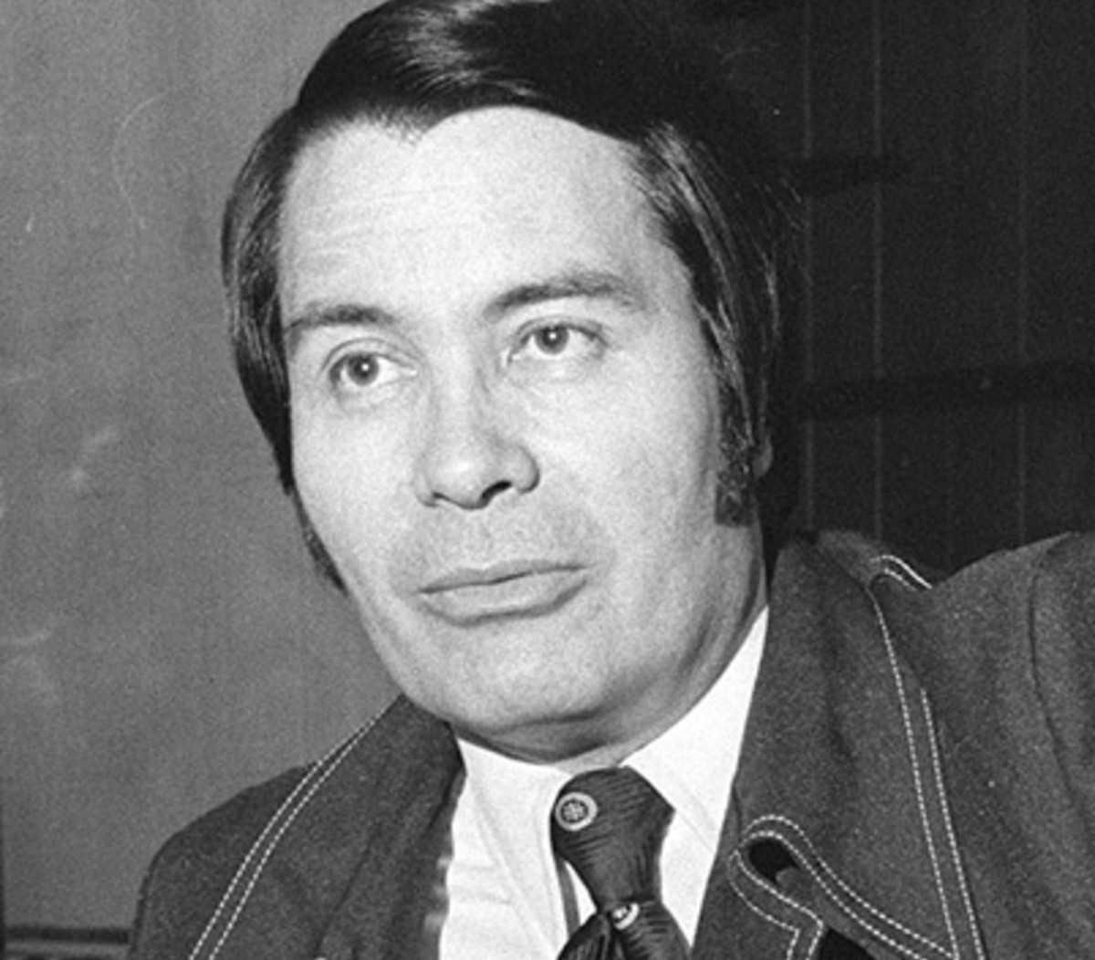 Jim Jones Leader