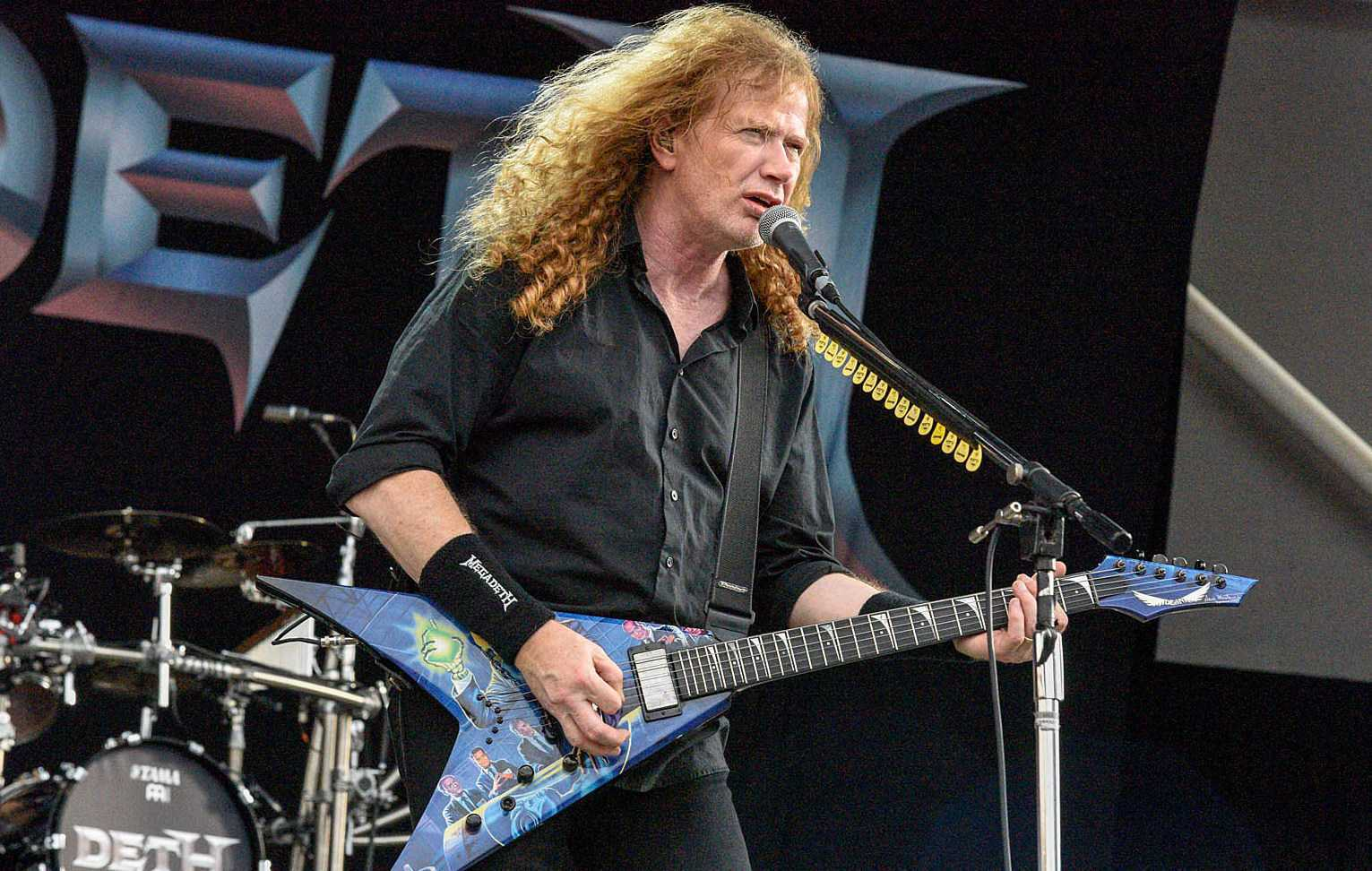 Dave Mustaine Songs