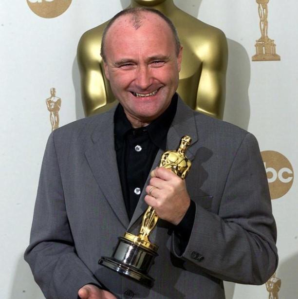 Phil Collins Oscar