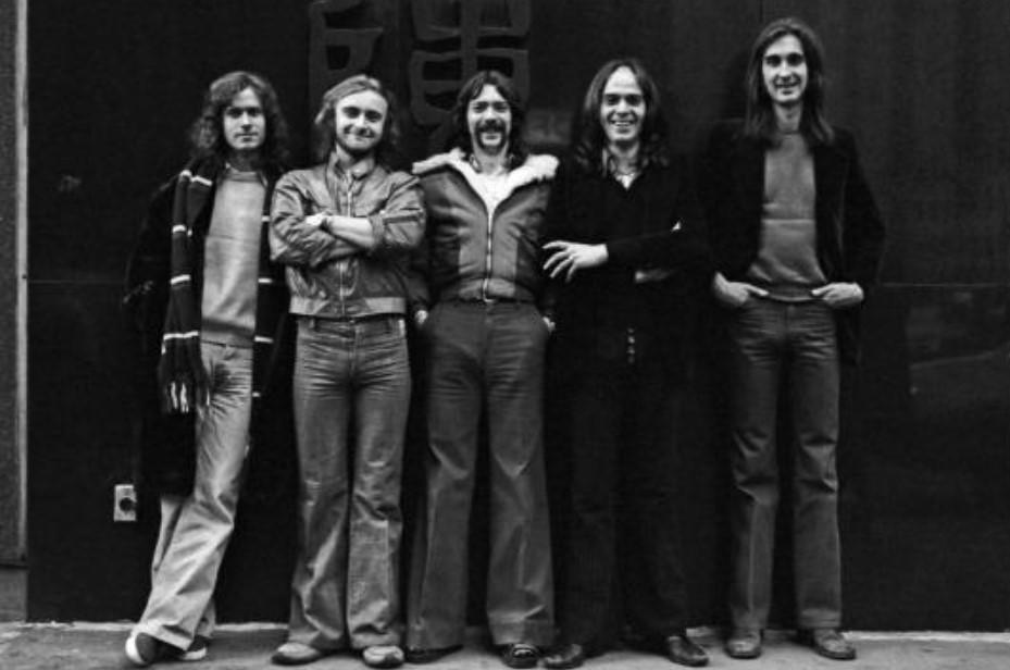 Phil Collins Genesis