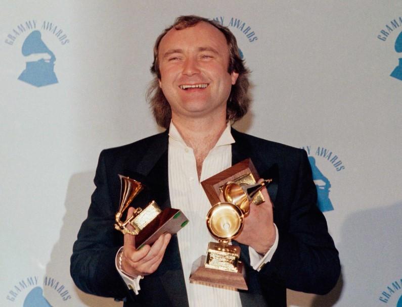 Phil Collins Grammys