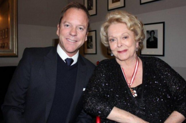 Kiefer Sutherland Mother