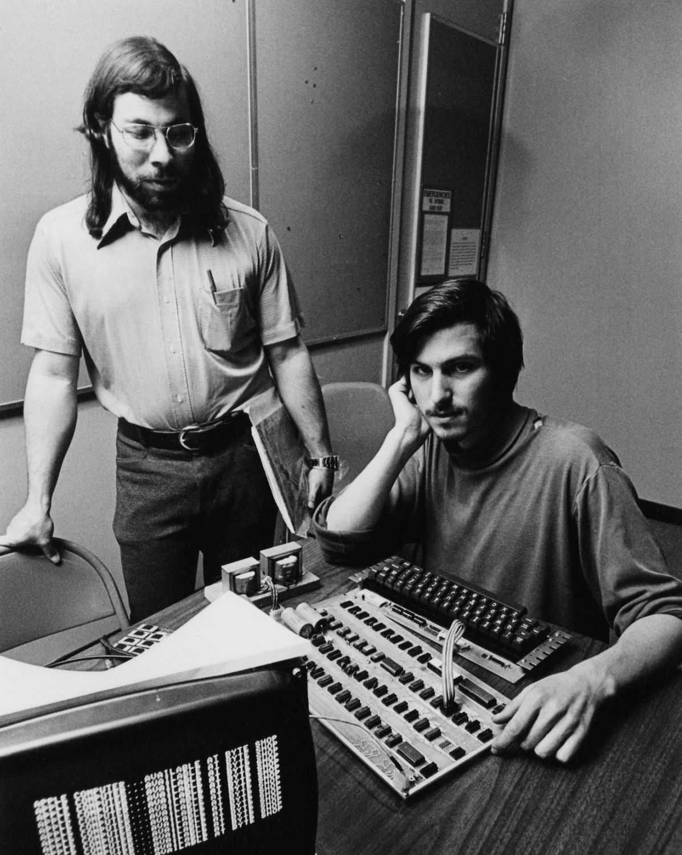 Steve Jobs Partner