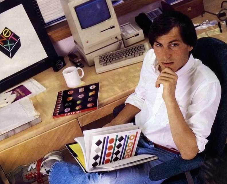 Steve Jobs NeXT