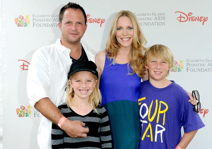 Lauralee Bell family