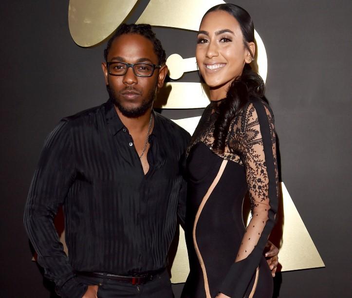 Kendrick Lamar Wife