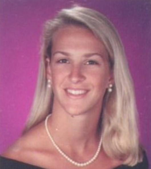 Rachel Maddow young