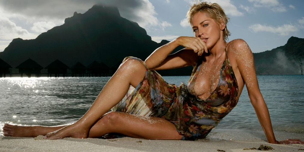 Sharon Stone Body