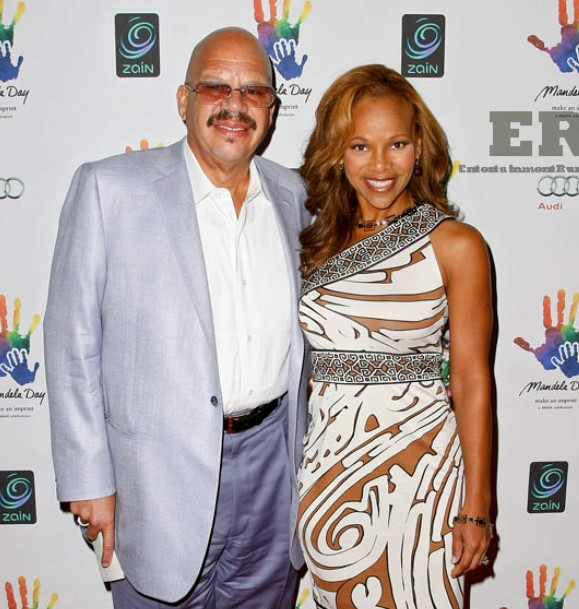 Tom Joyner married