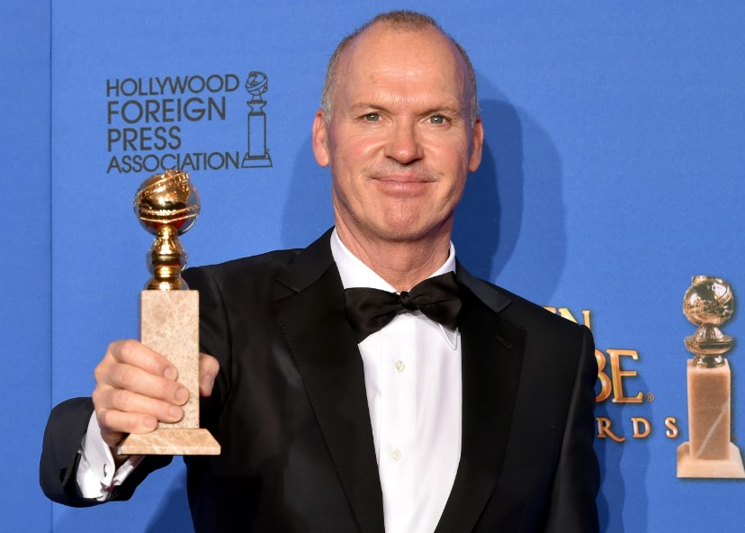 Michael Keaton awards