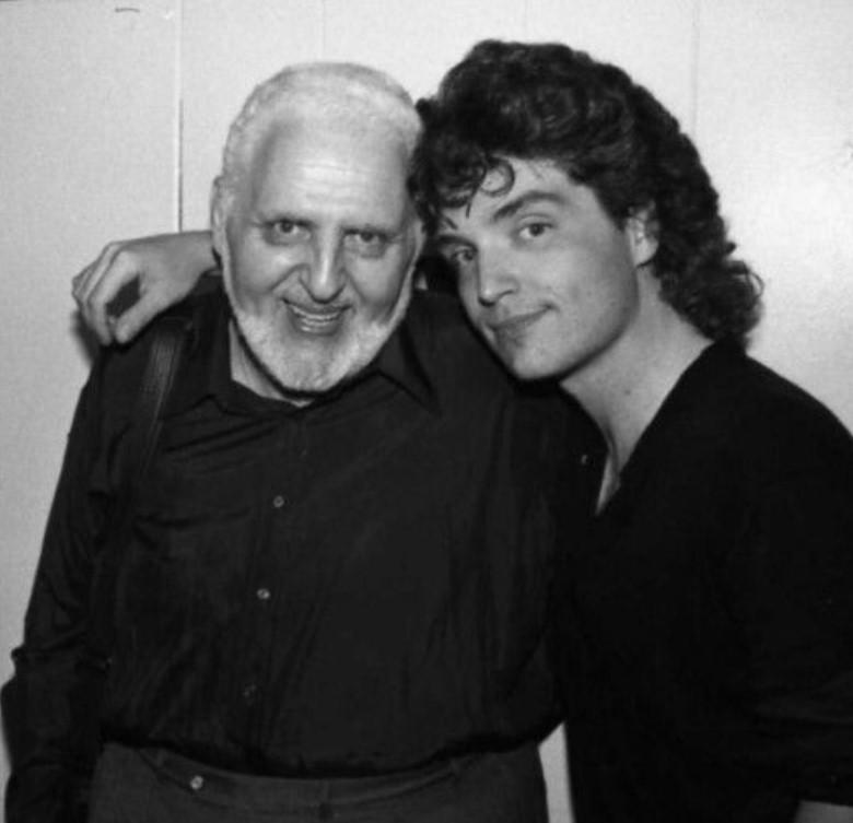 Richard Marx father