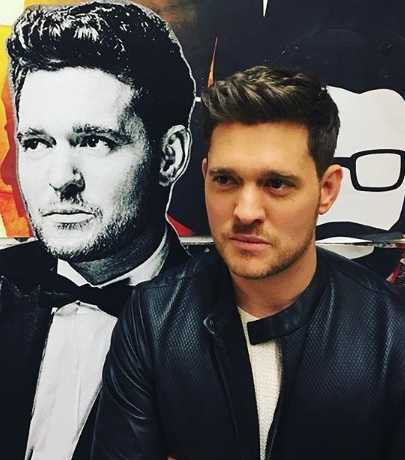 michael buble wife song