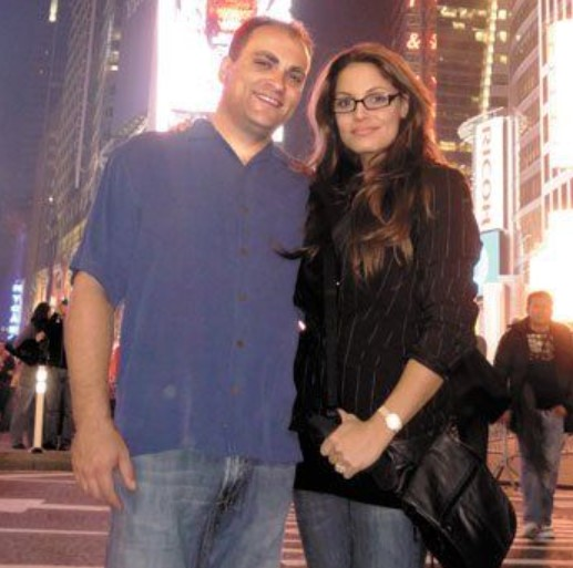 Trish Stratus married