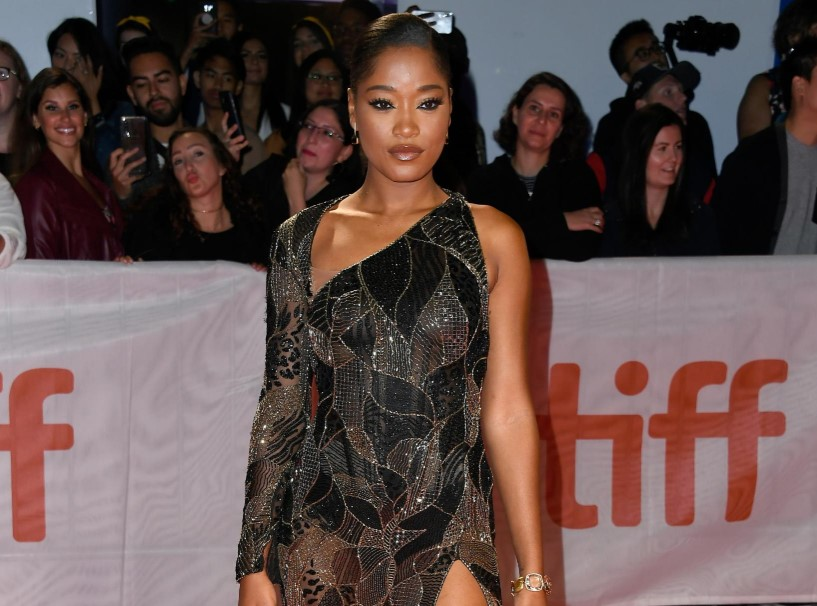 Keke Palmer @standard.co.uk