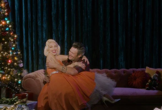 Gwen Stefani and Blake Shelton Love