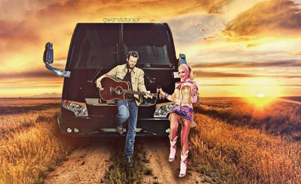 Gwen Stefani and Blake Shwlton Relationship