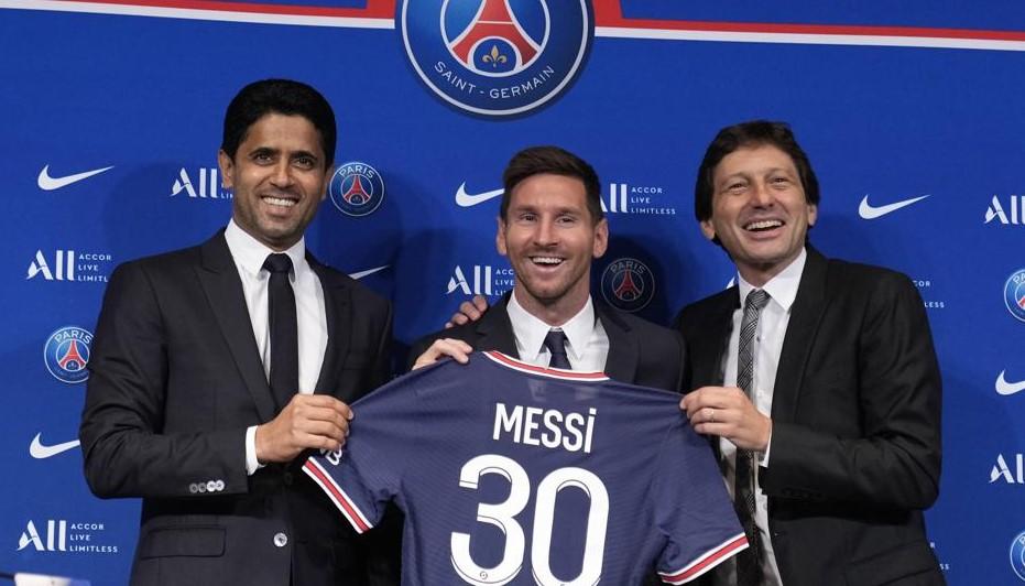 Lionel Messi salary