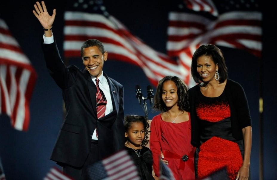 Michelle Obama Kids