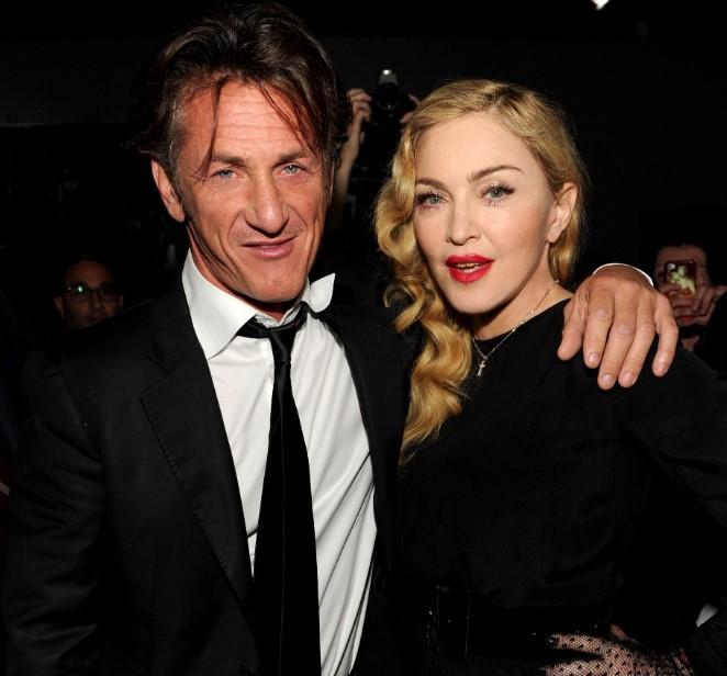 Sean Penn married