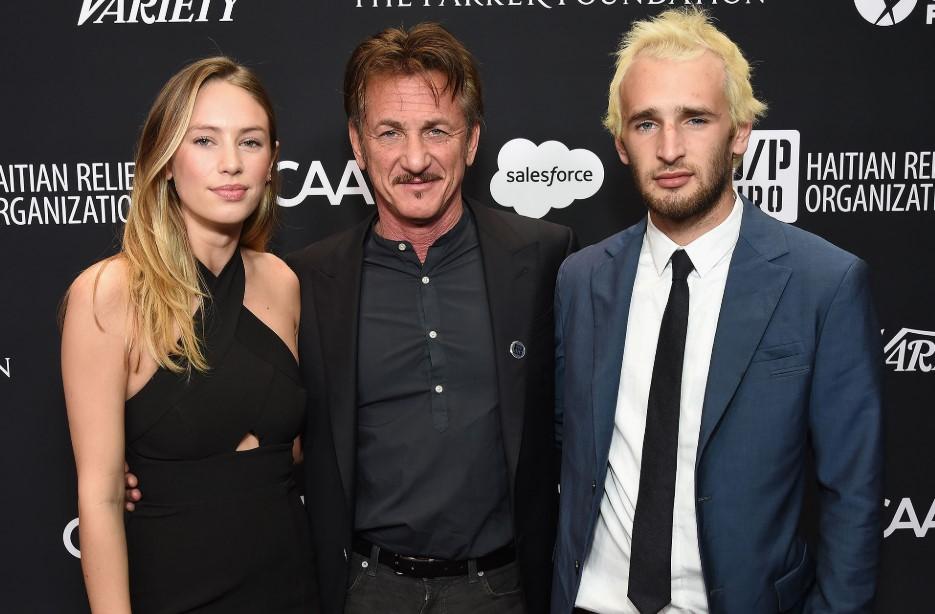 Sean Penn kids