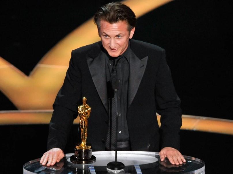 Sean Penn awards